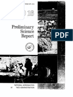 Apollo 16 Preliminary Science Report