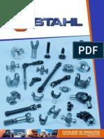 Stahl Catalogo aplicação automotivo 2015