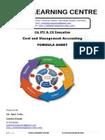 Costing_formula_sheet