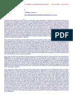 RENATO V. DIAZ and AURORA MA. F. TIMBOL  vs THE SECRETARY OF FINANCE G.R. No. 193007 July 19, 2011
