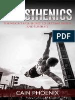 Calisthenics_ The Weight Free S - Cain Phoenix.pdf