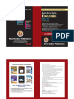 Sample of Exam Hand Book in Economics (Macro & IED) for CBSE Exam 2020 in 80 pages only for 100% marks (Shree Radhey Publications) to be released in a week