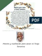 Mantra y meditación para sanar mi linaje femenino.docx