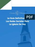 Guia Redes Sociales en Iglesia