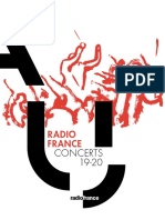 Radio France SAISON 2019-2020