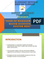 Deepor Beel Presentation