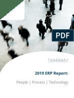 2019 ERP Report