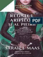 Sarah Mass - [Regatul Spinilor si al Trandafirilor] 03 Regatul aripilor si al pieirii #1.0~5.docx