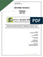 Ot 015a Motor 160kw-p10a-La Rinconada
