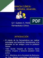 FARMACIA CLÍNICA .ppt