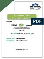Mouad Rapport