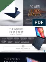 Full Product Presentation HP EliteBook Dragonfly