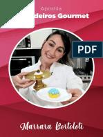 Apostila Brigadeiros Gourmet - Marrara