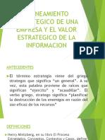 PLANEAMIENTO ESTRATEGICO Y EL VALOR.pptx