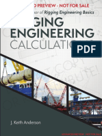 Rigging engineering basic sample calculations