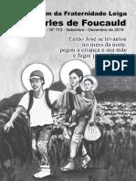 Boletim Fraternidade Secular Charles de Foucauld do Brasil