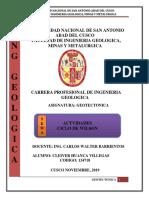 CLEIVER HUANCA VILLEGAS-INFORME DE CICLO DE WILSON.docx