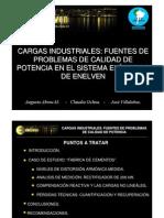 Power Quality - Calidad de Potencia Plantas Industriales (Presentación)