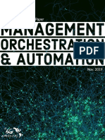5G Americas - Management Orchestration and Automation