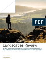 Landscapes Review Final Report
