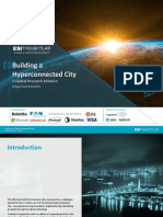 ESITL Building a Hyperconnected City Report