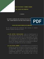 PRÁCTICA DE AMPARO 1