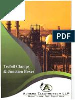 Trefoil Clamps & Junction Box