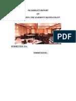 Feasibility-Report-on-Restaurant
