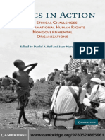 BELL, Daniel - Ethics in Action.pdf