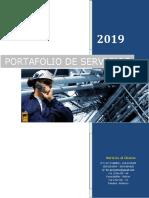 Portafolio Servicios-2019