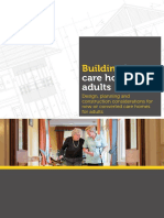 building carehomes for adults