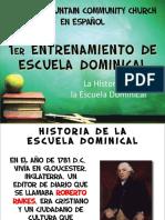 IMPORTANCIA DE LA ESCUELA DOMINICAL.pdf
