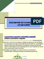 Prezentare Elemente de Constructii Compozite 1 2 3 4-5-2013