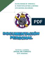 DOCUMENTACIÓN PERSONAL OFICIAL ASIMILADO.pptx