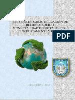 CARACTERIZACION R S DISTRITO JOSE LUIS AREQUIPA ec-rs2013