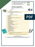 Listas de útiles 2020-2