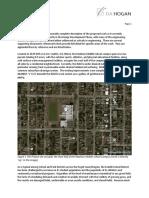 Madison MS Field Design Narrative