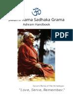 Swami Rama, SRSG_Ashram_Handbook