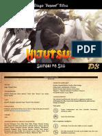 Naruto SnS - Livro de Hijutsus - 3.00c