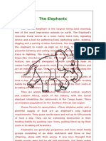 Description of the Elephants