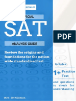 cover page for sat