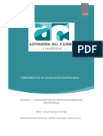 FUNDAMENTOS DE DER COMER EMPRES- Unidad1