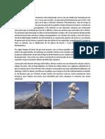 El vulcanismo en México