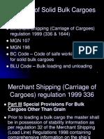 09 Bulk  - Loading & Unloading
