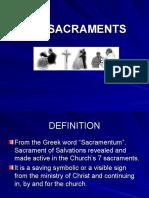 The Sacraments Mom