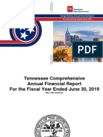 The State of Tennessee's 2019 Annual Report