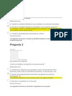 Examen unidad 1 microeconomia