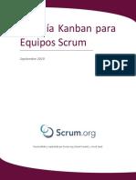 La Guía Kanban para Equipos Scrum