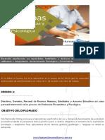 CRONOGRAMA DE DIPLOMADO