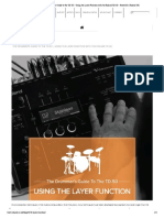 The Drummer's Guide to drums and stuff and more